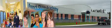 Click here to view French Shore Academy website